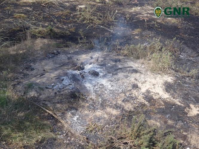 Rádio Regional do Centro: Homem constituído arguido por incêndio agrícola em Mira
