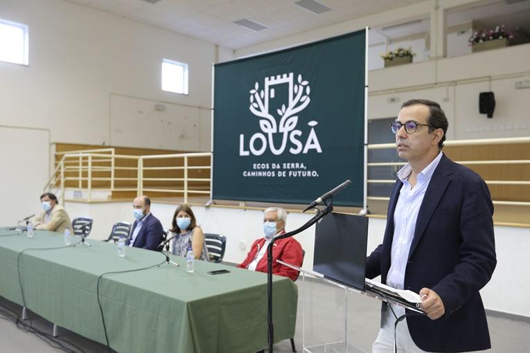Rádio Regional do Centro: Lousã: Foi apresentado o projecto de recuperação de açudes
