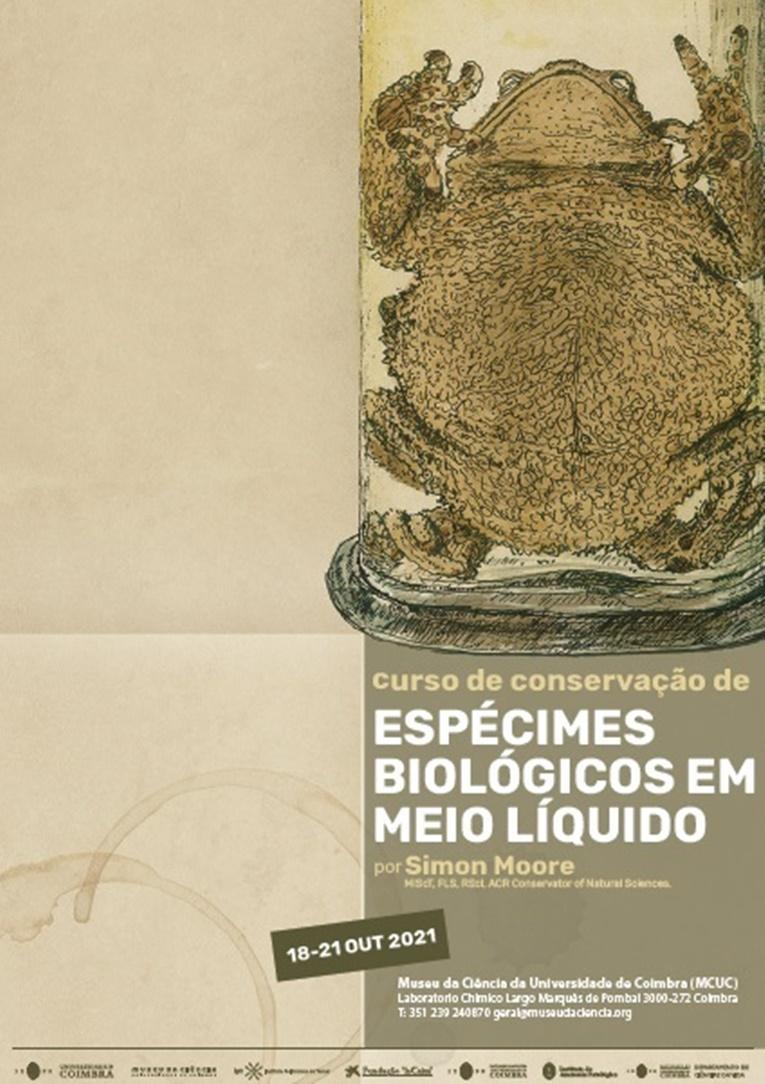Rádio Regional do Centro: Museu da Ciência promove curso de recuperação de espécimes biológicos em meio líquido