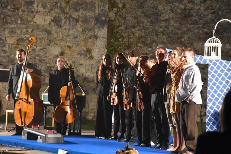 """Rádio Regional do Centro: """"Ópera Pimpinone"""" brilha no Castelo de Montemor-o-Velho"""
