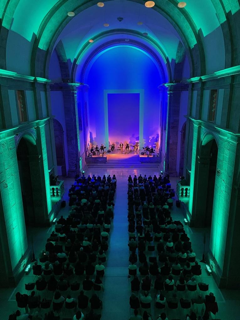 Rádio Regional do Centro: Mu[n]da | Fado Collective apresentou-se ao público num concerto esgotado